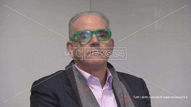 L'assessore dimissionario Mario Rausa