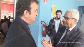 Fusione Cosenza-Rende, così Occhiuto va a caccia del terzo mandato