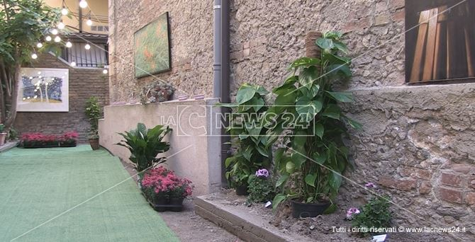 Il giardino segreto di Via Isonzo a Cosenza