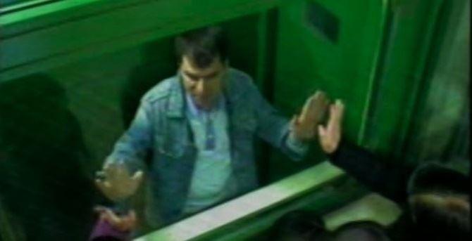 Luigi Mancuso durante il periodo di detenzione