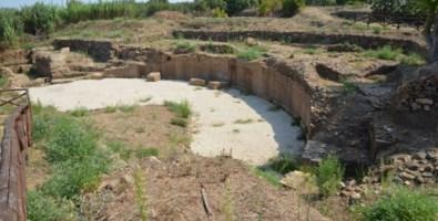 Il parco archeologico dei Tauriani di Palmi