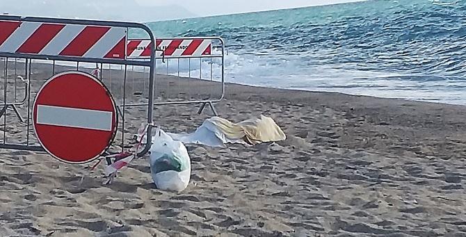 Il cadavere rinvenuto nelle acque di San Ferdinando