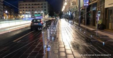 Piazza Bilotti riaperta al traffico nelle ore serali
