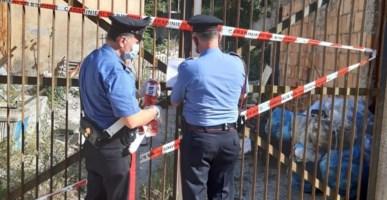 Borgia, rifiuti speciali in un deposito comunale: denunciato funzionario