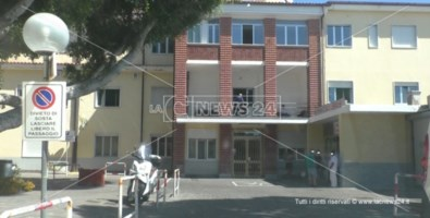 La clinica Tirrenia Hospital di Belvedere Marittimo