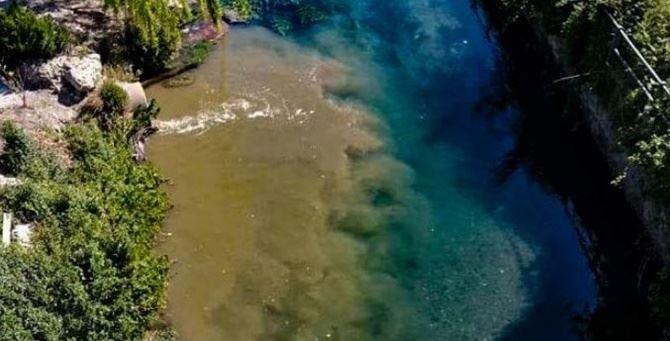 Un esempio di cattiva depurazione delle acque nel dossier di Legambiente
