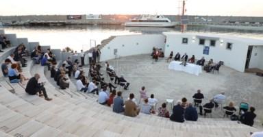 A Tropea la presentazione dell'associazione Mare pulito Bruno Giordano