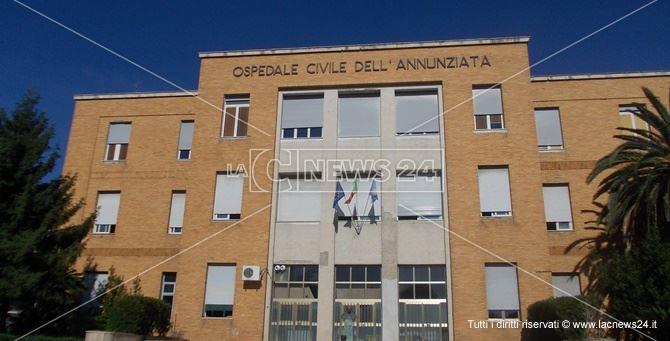 L'ospedale dell'Annunziata di Cosenza