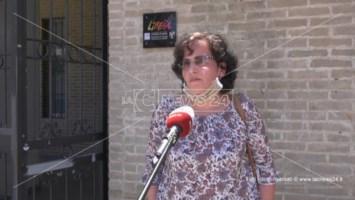 Teresa Famà, referente Libera Palmi