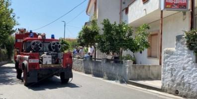Paura a Catanzaro per l'esplosione di una bombola, una persona ferita
