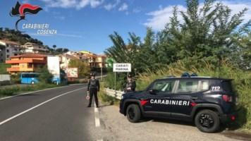Droga spacciata davanti scuola e venduta a ragazzini: due arresti nel Cosentino