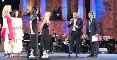 Il maestro orafo Michele Affidato firma i premi per il Taormina Film Fest