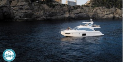"""Gaio Yacht & Azimut Yachts, a Tropea presentazione di """"Restarting from 55"""""""