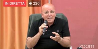 L'ex presidente della Regione Mario Oliverio