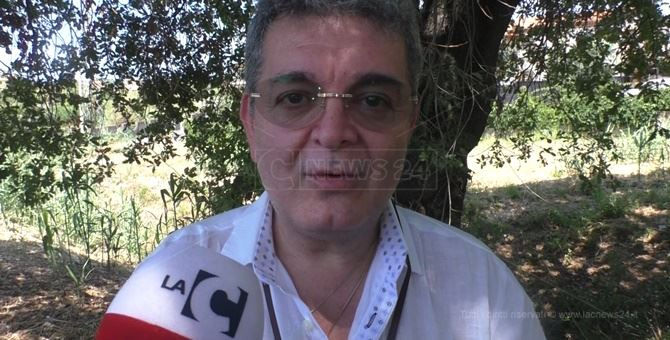 Il vicepresidente della Regione Calabria, Nino Spirlì