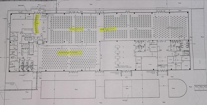 Il progetto della nuova aula bunker