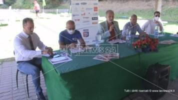 La conferenza stampa di presentazione dell'evento sportivo di Lorica