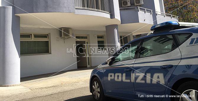 La sede del nuovo commissariato di Polizia