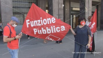 Covid e asili sicuri, a Cosenza il sindacato Cgil scende in piazza