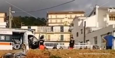 Incidente a San Lucido, morto un uomo nello scontro tra una moto e un suv