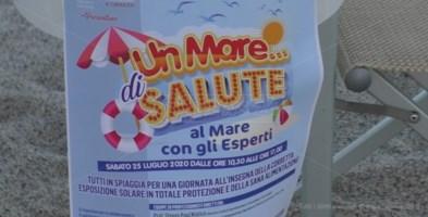 """""""Un mare di salute"""": i consigli degli esperti sulle spiagge del Catanzarese"""