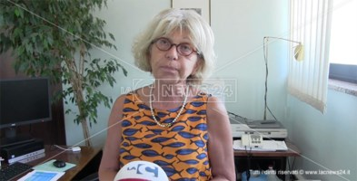 Isabella Mastropasqua, direttore del Centro per la Giustizia minorile per la Calabria