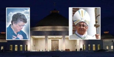 Natuzza, siglata la pace tra Fondazione e vescovo: la chiesa di nuovo luogo di culto