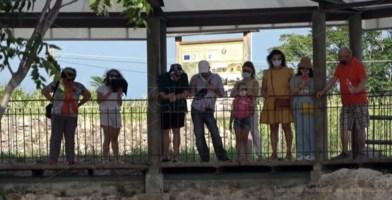 Visitatori a Lamezia Terme