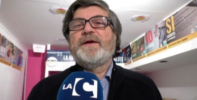 Il deputato 5s, Giuseppe D'Ippolito