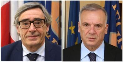 Baldo Esposito e Domenico Tallini