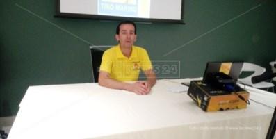 Tino Marino, neo presidente dell'associazione Basta Vittime sulla Statale 106