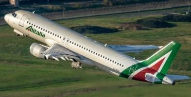 L'Alitalia aumenta il numero dei voli sulla rotta Lamezia-Milano: 98 a settimana