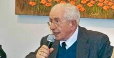 Si è spento Leopoldo Conforti, presidente dell'Accademia Cosentina