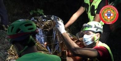 Escursionisti sorpresi dal temporale si perdono sul Pollino, salvati