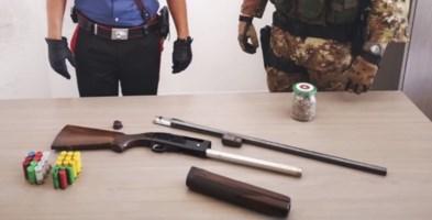 Armi e munizioni nascoste tra la vegetazione: nuovo sequestro nella Locride