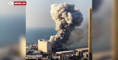 Beirut, esplosioni in centro: almeno 10 morti, centinaia di feriti tra cui due italiani
