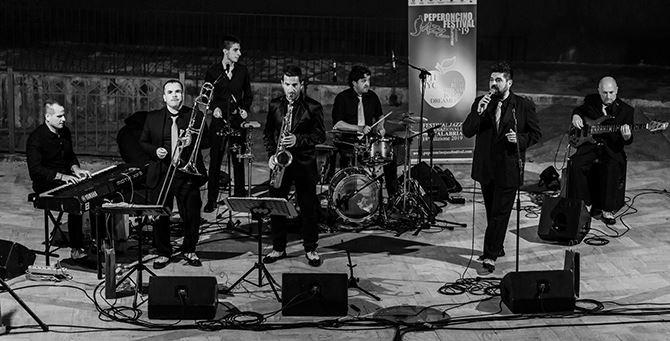 Il gruppo Sing Swing sarà protagonista della prima serata del PJF