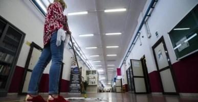 Coronavirus, scuole chiuse a Ricadi. Udienze sospese al Tribunale di Vibo