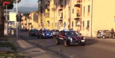 Arresti a Cosenza, ancora un blitz dei carabinieri nel villaggio degli zingari