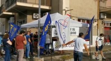 Corigliano-Rossano, scoppia la protesta dei dipendenti delle autolinee: video