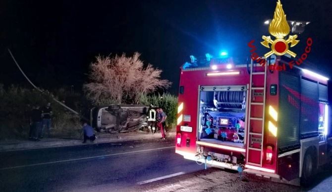 Incidente a San Sostene