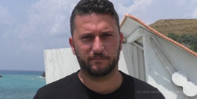 Il criminologo Sergio Caruso