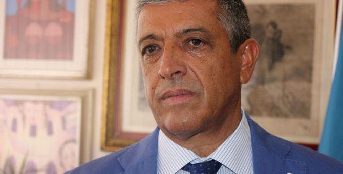 Il sindaco Gianni Papasso