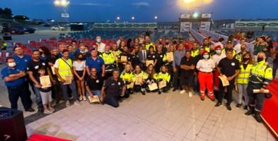 Catanzaro premia i volontari Prociv per l'impegno durante il lockdown