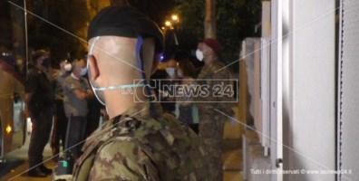 Alto Tirreno cosentino, movida notturna ormai fuori controllo: la Questura manda l'esercito