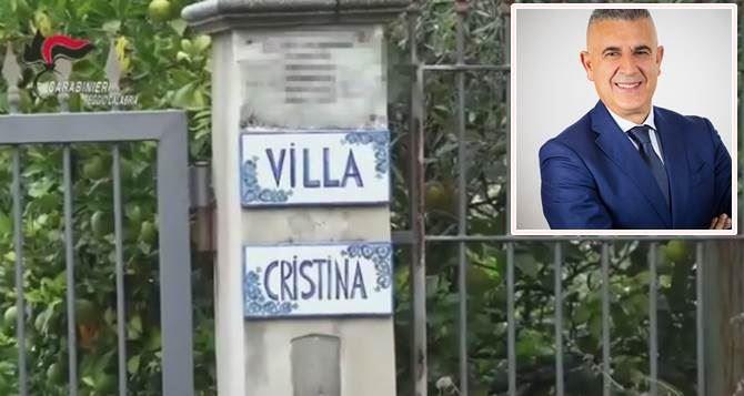 Orlando Fazzolari - indagato per presunte irregolarità nella gestione della struttura che ospitava i migranti - era stato candidato al Consiglio regional