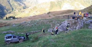 Tragico incidente nel Cuneese, morti cinque ragazzi tra gli 11 e i 24 anni