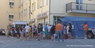 «Era scoppiato il panico da contagio», parlano i medici dell'ospedale di Soverato