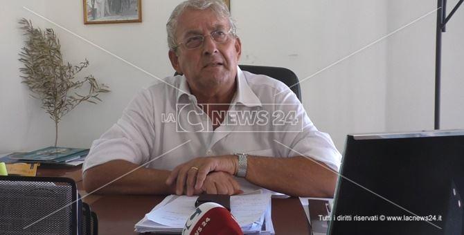 Il senatore Ernesto Magorno