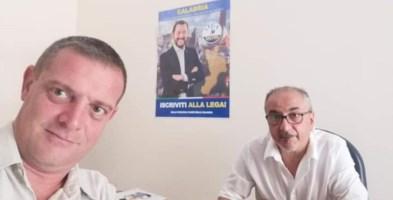 Da sinistra, Alex Galizzi e Franco Recupero